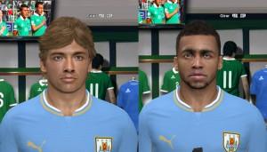 download A. Pereira and D. Lugano by PES Liga Boliviana