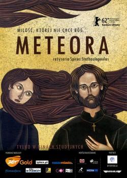 Przód ulotki filmu 'Meteora'