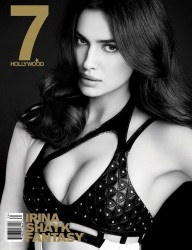 Irina Shayk - 7 Hollywood Magazine Photoshoot+Video