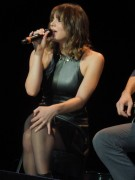 Katharine McPhee - Concert 11/23/13 - x9 (Short Leather Dress)
