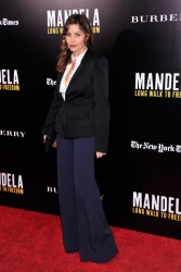 Gina Gershon - 'Mandela: Long Walk to Freedom' screening in NYC 11/25/13