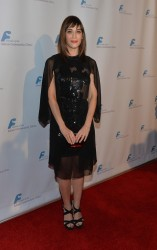 Lizzy Caplan - 37th Annual Saban Community Clinic Gala in Beverly Hills 11/25/13