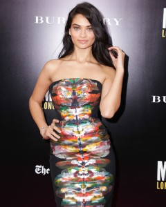 Shanina Shaik – Screening of Mandela: Long Walk to Freedom