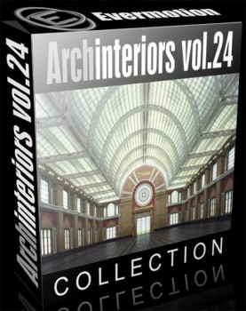 Evermotion Archinteriors vol. 24