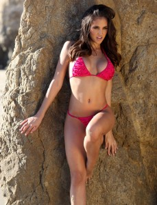 Jaclyn Swedberg – 138 Water bikini photoshoot in San Diego