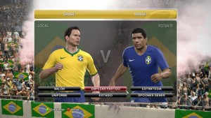pes 2014 Brazil Football Team FWC2014 [Latin]