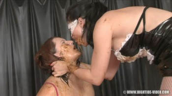 Regina Bella and Louise Hunter — Born Toilet.mov | Extreme porn ...