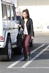 241591291662491 [Ultra HQ] Brenda Song   out in Studio City 11/26/13 high resolution candids