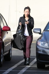 5c47a3291662641 [Ultra HQ] Brenda Song   out in Studio City 11/26/13 high resolution candids