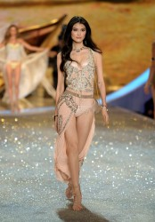 Sui He - Victoria's Secret Fashion Show in NYC 11/13/13
