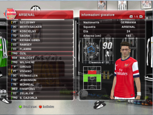 download PES 2014 Update Summer Transfer By Blàck&white