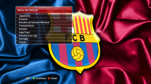 download [MES] PES2014 Wall-Locker Room - FC Barcelona