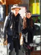 Vanessa Hudgens & Austin Butler out and about in New York City (11/28/13)