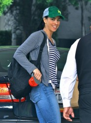 Sarah Silverman - out in LA 12/2/13