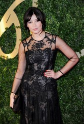 Daisy Lowe - 2013 British Fashion Awards in London 12/2/13