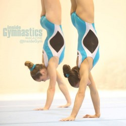 McKayla Maroney and Kyla Ross - Inside Gymnastics Magazine