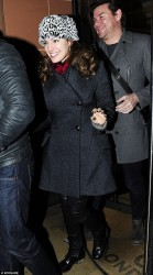 Kelly Brook - at C London restaurant 12/3/13