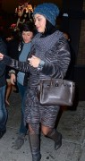 Katy Perry - Arriving At JFK Airport - Dec 4 2013