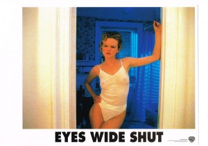 Nicole Kidman: Sexy 'Eyes Wide Shut' Lobby Card: MQ