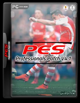 Download PESProfessionals Patch V4.1 Update