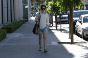Lily Collins | Out & about in West Hollywood | April 4 | 15 pics