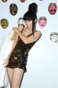 Bai Ling - Leggy At The Indonesian Coffee Heritage Coffee Cupping, Movie Screening & Rooftop Party in LA (4/6/2015)