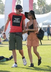 Sarah Hyland - 2015 Coachella Music Festival Weekend 1 Day 1 4/10/15