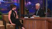 Evangeline Lilly ~ Tonight Show with Jay Leno 10/03/2011 HD Video