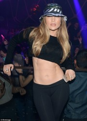 Jennifer Lopez - Casper Smart's Birthday Celebration, April 11, 2015