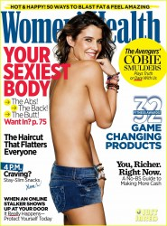 Cobie Smulders - Women's Health May 2015