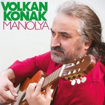 Volkan Konak – Manolya (2015) Full Albüm İndir