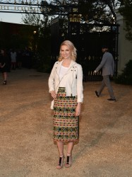 January Jones - Burberry 'London In Los Angeles' Event 4/16/15