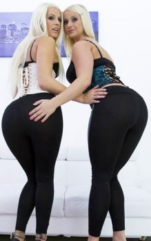 Blonde Sluts Anal Fucking Cover