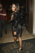 Christina Milian - At Steam & Rye in London (4/17/2015)
