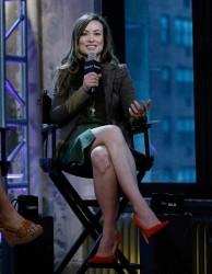 Olivia Wilde - AOL Build Speaker Series, New York, April 17, 2015