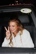 Lindsay Lohan at Cirque le Soir in London April 15-2015 x27