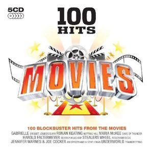 100 Hits - Movies (5CD) (2009)
