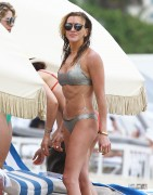 Katie Cassidy - At the beach in Miami 4/23/15