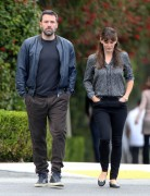 Jennifer Garner Spotted with Ben Affleck in Brentwood April 24-2015 x16