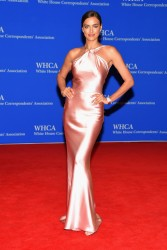 Irina Shayk - 101st Annual White House Correspondents' Association Dinner 4/25/15