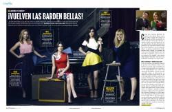 Anna Kendrick - Fotogramas Magazine (Spain), May 2015