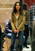 Megan Fox - On the set of 'Teenage Mutant Ninja Turtles 2' in NYC 4/27/15