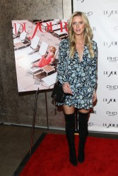 Nicky Hilton - DuJour Magazine's Spring Issue Cover Party in NYC 4/27/15