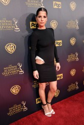 Kelly Monaco - The 42nd Annual Daytime Emmy Awards in Burbank 4/26/15