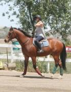 Kaley Cuoco Horseback riding in Moorpark April 29-2015 x18
