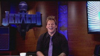 WWE Network's Live Chris Jericho Podcast With Stephanie ...