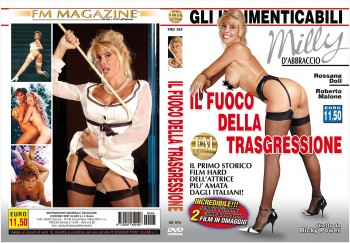 <p>Il Fuoco Della Trasgressione Street Date: 1994 Country: Italy Genre: Hardcore, Anal, Group sex, Lesbian, Titfuck Duration: 01:18:11 Language: Italian Cast: Cristel, Gina Colany as Marilon, Kristina Soderszk uncredited, in short extra scene, Milly d'Abbraccio, Rossana Doll Director: Riccardo Schicchi as Ricky Power Description: Milly, a woman uninhibited and without taboo 'is discovered by her [&hellip;]</p>