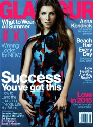 Anna Kendrick - Glamour June 2015