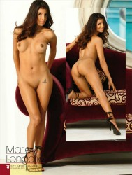 Marie Longoria in Playboys Nudes 2011 USA Special Edition