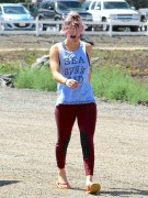 Kaley Cuoco Spotted out in Hollywood May 1-2015 x30